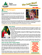 JA Newsletter
